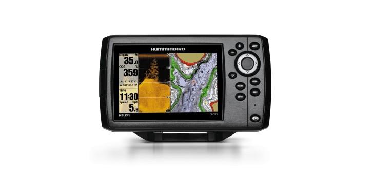 HUMMINBIRD HELIX 5 DI - GPS