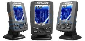 LOWRANCE HOOK 3 X