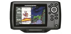 HUMMINBIRD HELIX 5 CHIRP GPS G2 - 2D / GPS/ Auto Chart Live